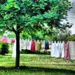Solar Powered Clothesline