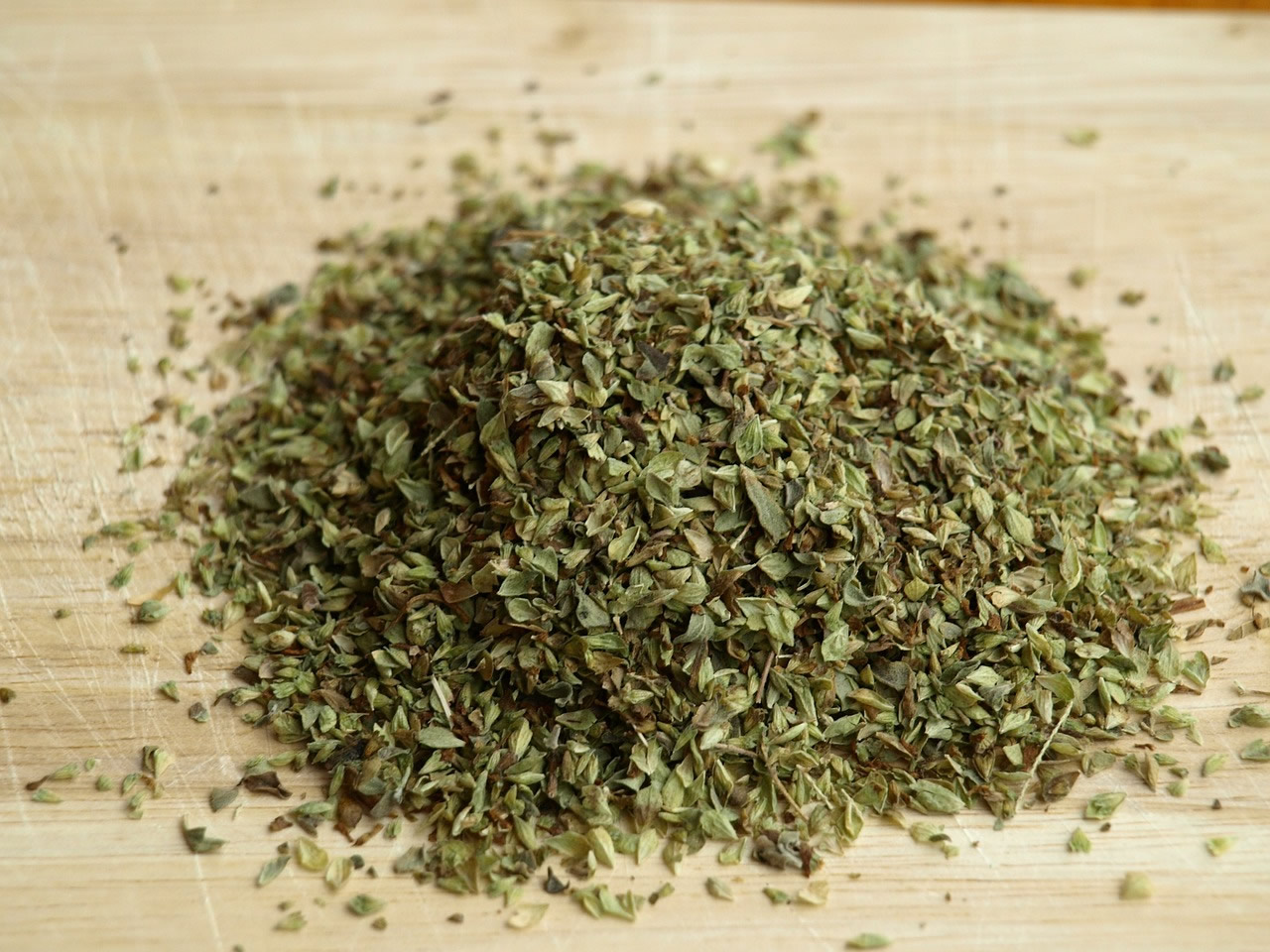 Oregano Heap