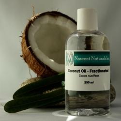 Coconut Oil Fractionated Carrier oil